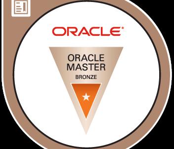 Oracle Master Bronze DBA12cを受験して合格した話
