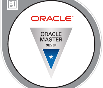 Oracle Master Silver 12cを受験して合格した話